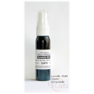 Ayeeda Chalk Mist - Turquoise