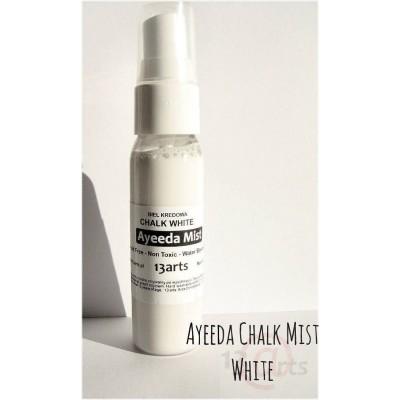 Ayeeda Chalk Mist - White