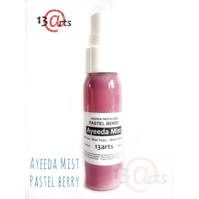 Ayeeda Pastel Mist - Berry