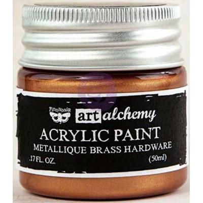 Peinture Art-Alchemy - Metallique Brass Hardware