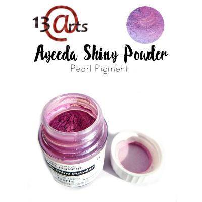 Ayeeda Shiny Powder - Red Blue