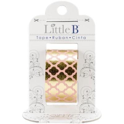 Foil Tape - Gold Moroccan Window 25mm
