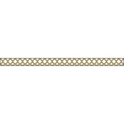 Foil Tape - Gold Honeycomb 3 mm