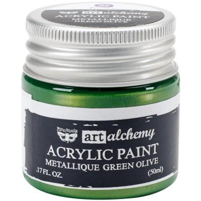 Peinture Art-Alchemy - Metallique Green olive