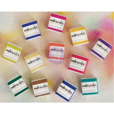 Aquarelles Prima (Watercolor Confections ) - Tropicals