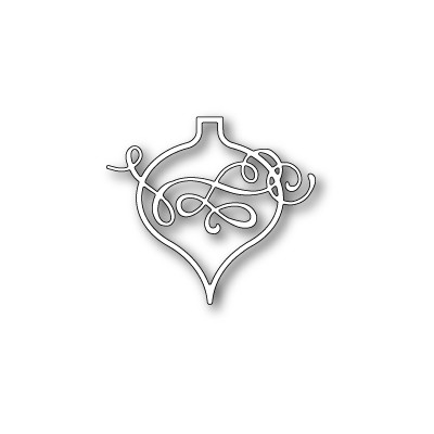 Die Poppystamps - Lexington Ornament