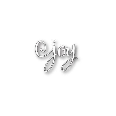 Die Poppystamps - Swirled Joy