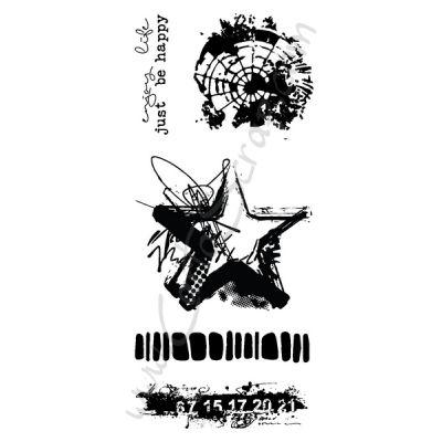 Tampons CartoScrap - Grunge-aholic
