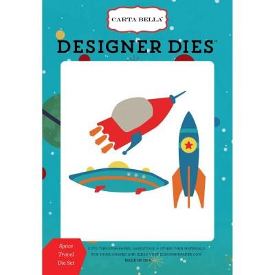 Die Carta Bella - Designer Dies - Space Travel