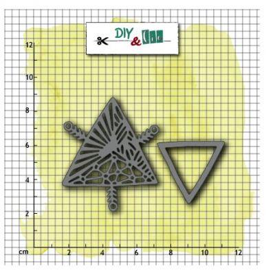 Dies DIY&Cie - Triangles