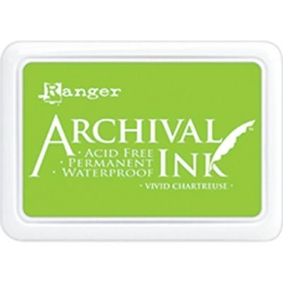 Encre Archival Ink - Vivid Chartreuse