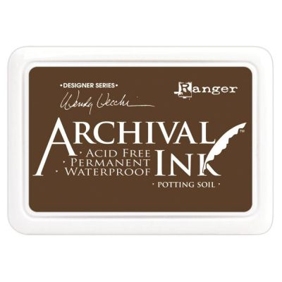 Encre Archival Ink - Potting Soil