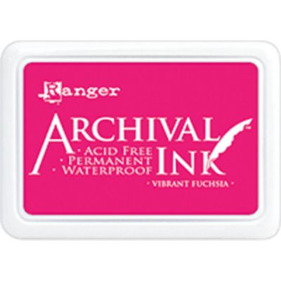 Encre Archival Ink - Vibrant Fuschia