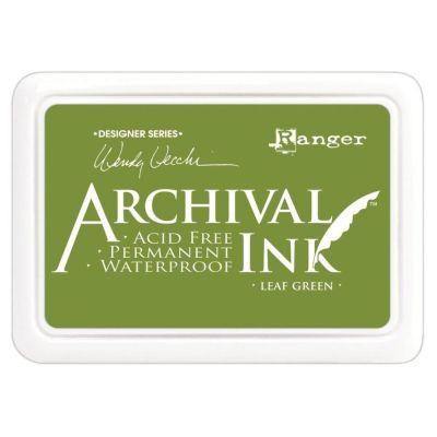 Encre Archival Ink - Leaf Green