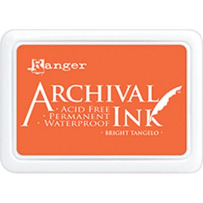Encre Archival Ink - Bright Tangelo