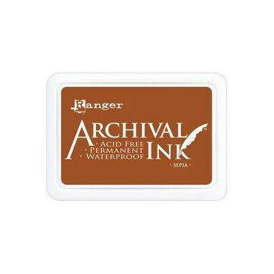 Encre Archival Ink - Sepia