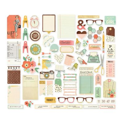 Die Cuts - Bits & Pieces - The Reset Girl