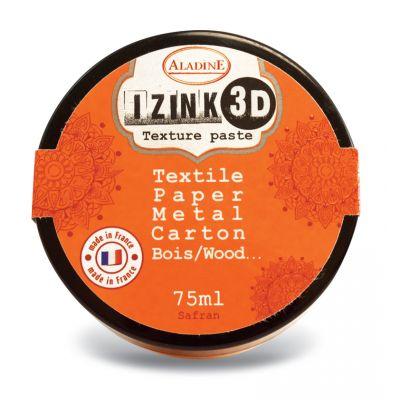 Pâte de texture Izink 3D - Classique - Safran