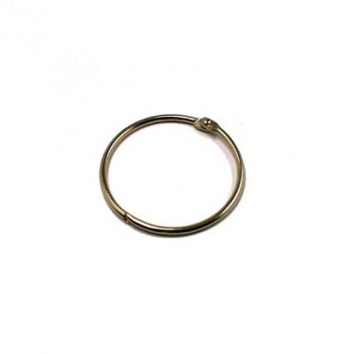 Anneau argenté 5.2 cm