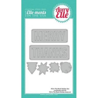 Die Avery Elle - Holiday