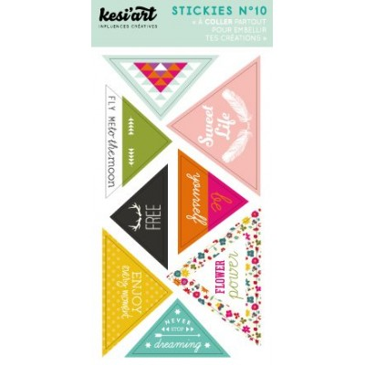 Stickies Like A Boho N°10