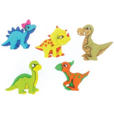 Boutons Dress It Up - Dino-mite