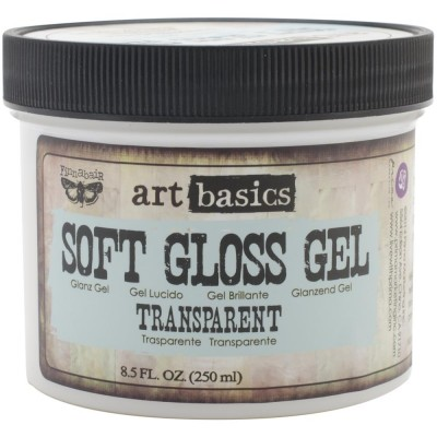 Gel Brillant - Soft Gloss Gel - Art Basics (250 mL)