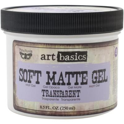 Gel Mat - Soft Matte Gel - Art Basics (250 mL)
