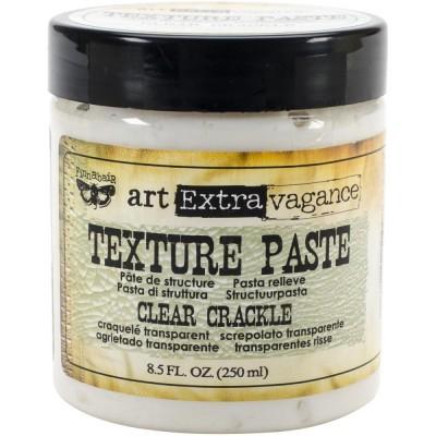 Pâte de structure - Texture paste - Clear Crackle (250 mL)
