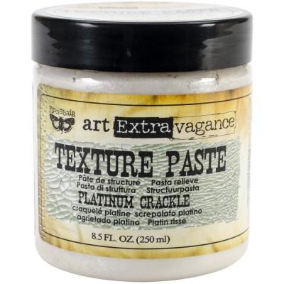 Pâte de structure - Texture paste - Platinum Crackle (250 mL)