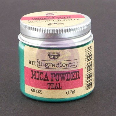 Mica Powder - Art Ingredients - Teal