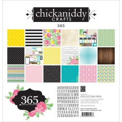 Pack 30x30 - Chickaniddy - 365