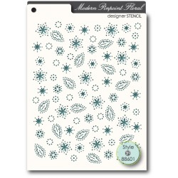 Mask MemoryBox - Pinpoint Floral