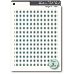 Mask MemoryBox - Dot Grid