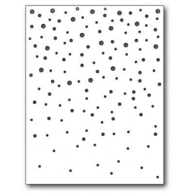 Die Memory Box - Beaded Background