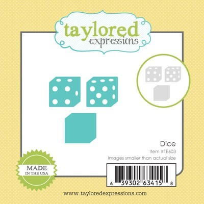 Die Taylored Expressions - Dice