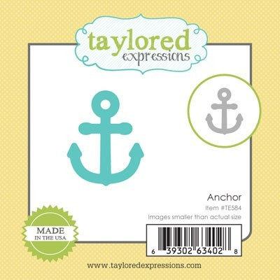Die Taylored Expressions - Anchor