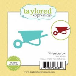 Die Taylored Expressions - Wheelbarrow