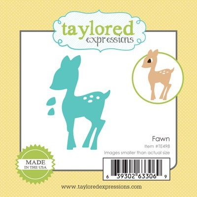Die Taylored Expressions - Fawn