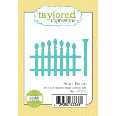 Die Taylored Expressions - Arbor Fence