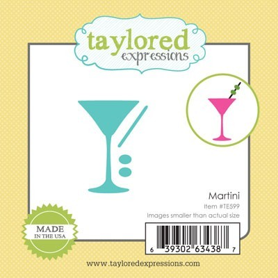 Die Taylored Expressions - Martini