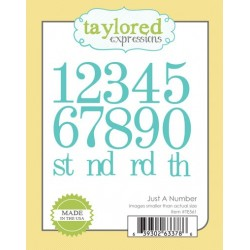 Die Taylored Expressions - Just A Number