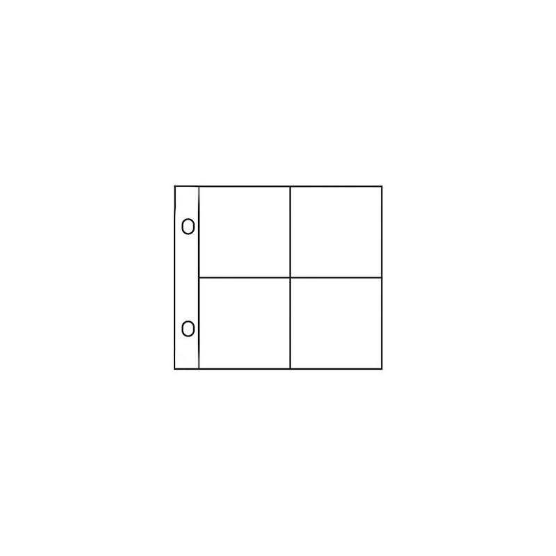 Mini Pochettes Becky Higgins Instagram - 4 compartiments (par 10)