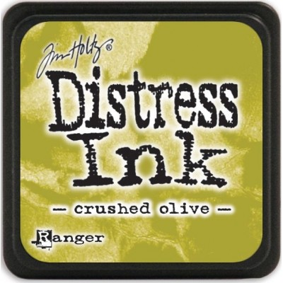 Mini Encreur Distress - Crushed Olive