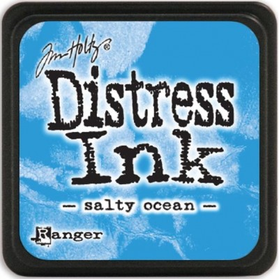 Mini Encreur Distress - Salty Ocean