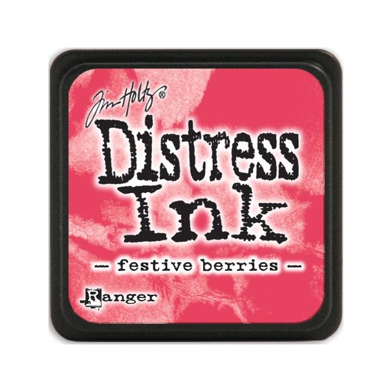 Mini Encreur Distress - Festive Berries