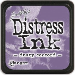 Mini Encreur Distress - Dusty Concord