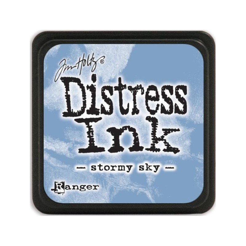 Mini Encreur Distress - Stormy Sky