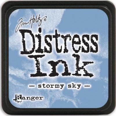 Mini Encreur Distress - Stormy Sky