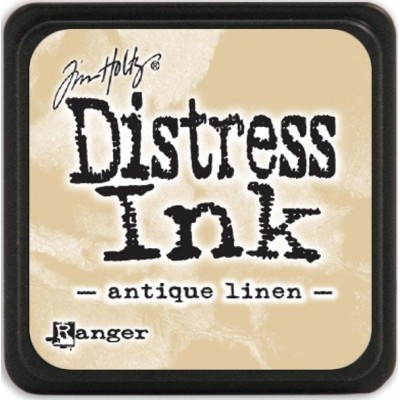 Mini Encreur Distress - Antique Linen